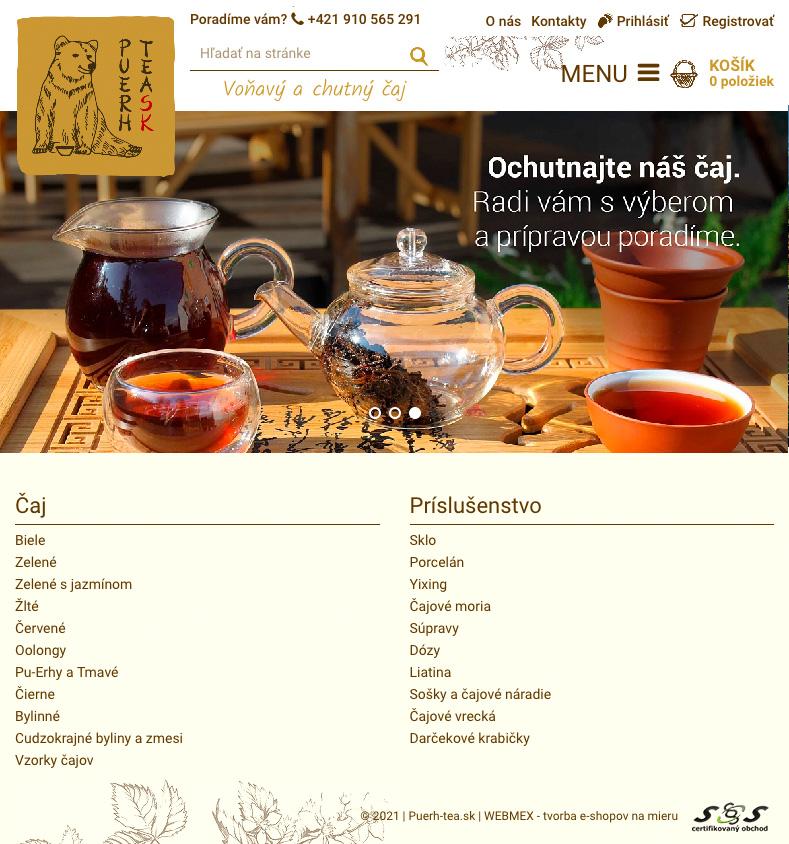 puerh-tea